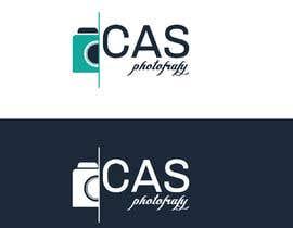 #23 for logo de CAS o CAS photofrafy en marca de agua para fotos by afjalhossain000