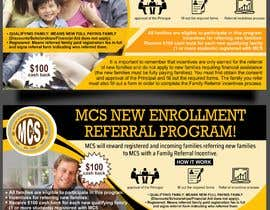 #21 para Enrollment Referral Program por sonugraphics01