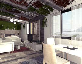 #40 for Architectural design for a small ecological hotel in Spain (Exterior, interior and landscape design) af Scrpn0