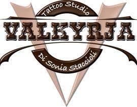 Nro 33 kilpailuun Logo Tattoo Studio käyttäjältä Simone1968