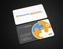 #1257 for Design Business Card by BikashBapon