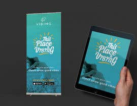 #14 untuk Design a pull-up banner for a promotional event oleh adarshdk