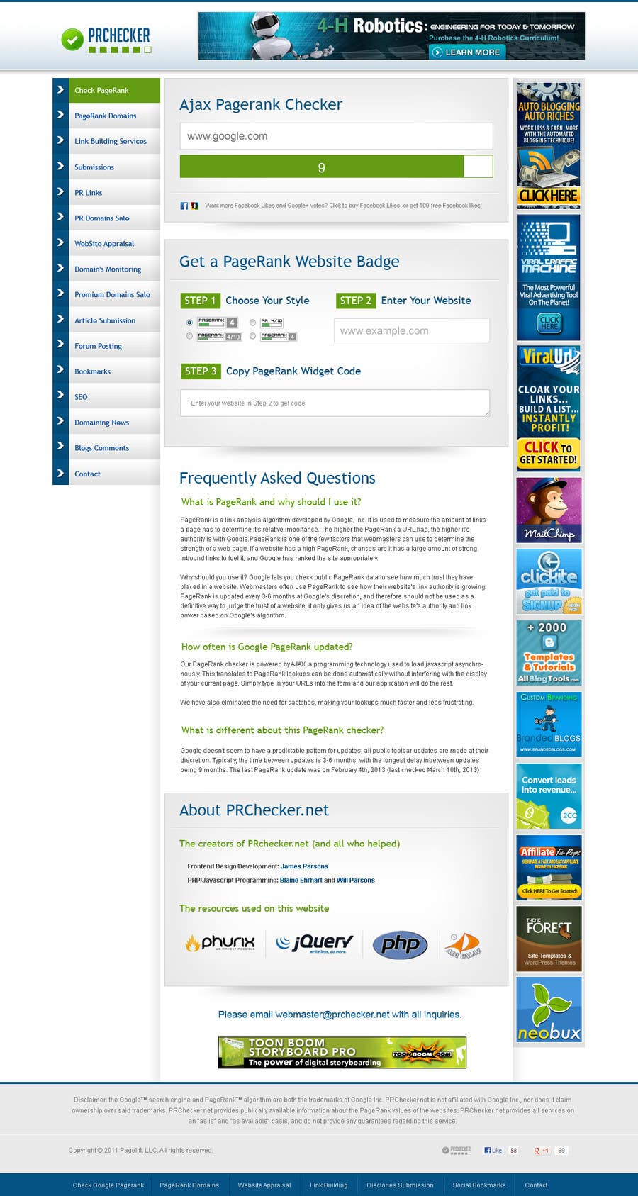 #11 for Website Design for SEO Website by ujwol