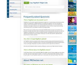 ujwol tarafından Website Design for SEO Website için no 11