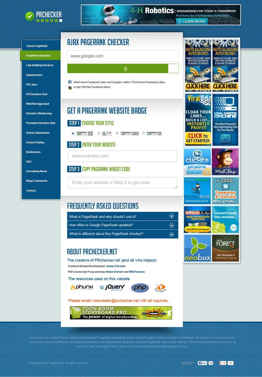 #21 for Website Design for SEO Website by ujwol