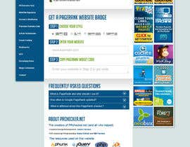 ujwol tarafından Website Design for SEO Website için no 21