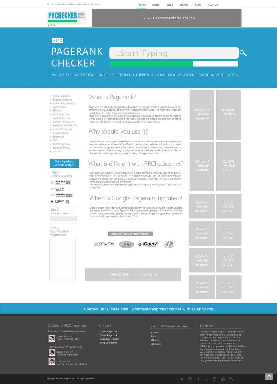 #39 for Website Design for SEO Website by sheraz312
