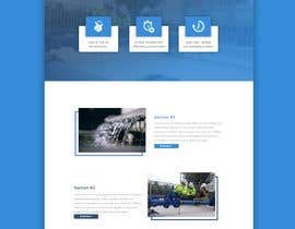 #15 untuk design+ later implementation of a website for a water protection project oleh aishaelsayed95