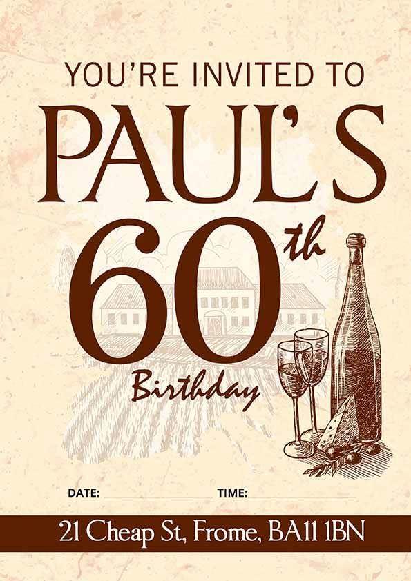 Kilpailutyö #14 kilpailussa Invitation Template for Birthday Party