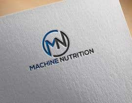 #47 for Logo, com o nome MACHINE NUTRITION af graphicrivar4