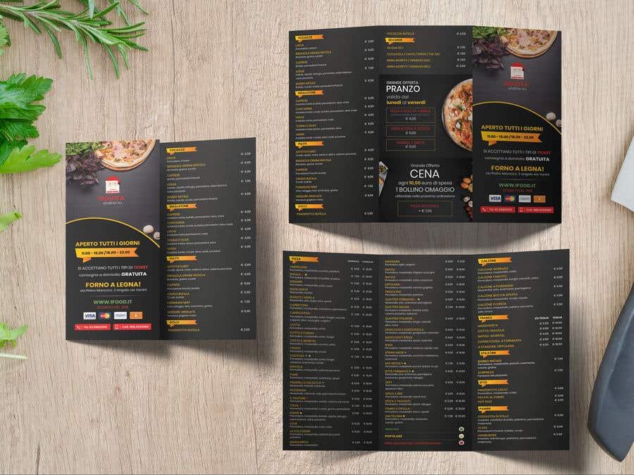 Penyertaan Peraduan #12 untuk flyer for restaurant