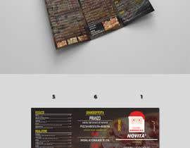 Nro 13 kilpailuun flyer for restaurant käyttäjältä creativetyIdea