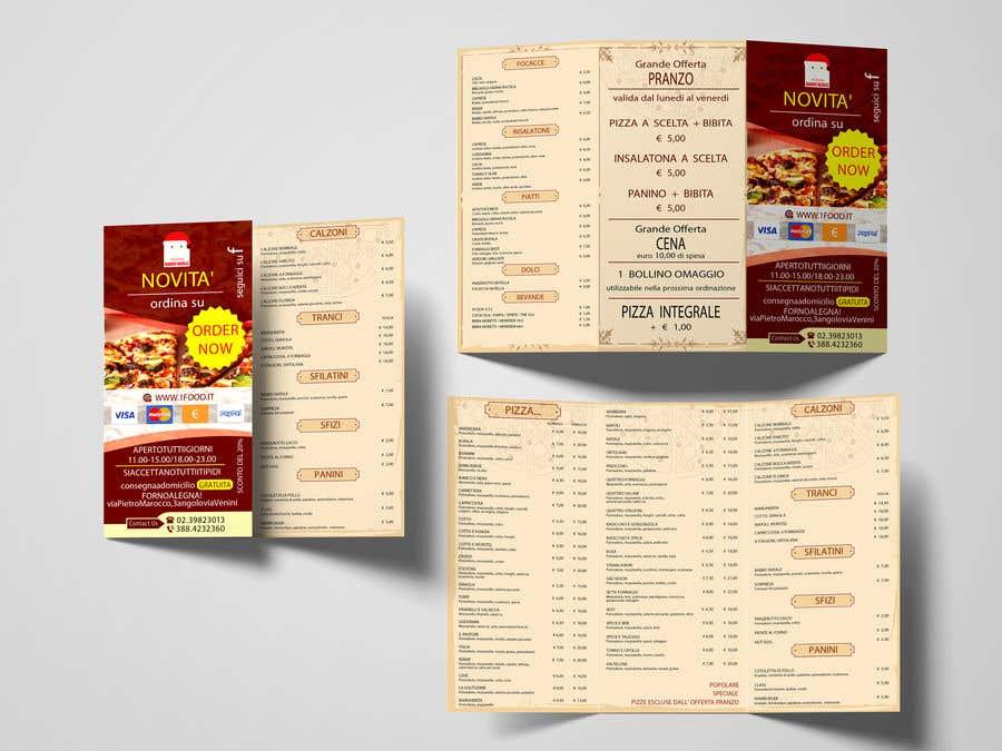 Penyertaan Peraduan #9 untuk flyer for restaurant