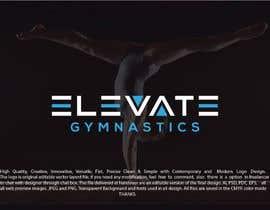 Nro 254 kilpailuun Logo design for gymnastics business käyttäjältä mohammedalifg356