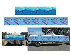 #7 для Design Boat Wrap / Graphics от ratnakar2014