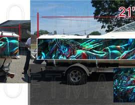 #5 для Design Boat Wrap / Graphics от unsoftmanbox