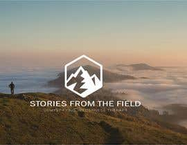 Maniknomadas2018 tarafından design a logo for podcast Stories from the field: Demystifying Wilderness Therapy için no 146