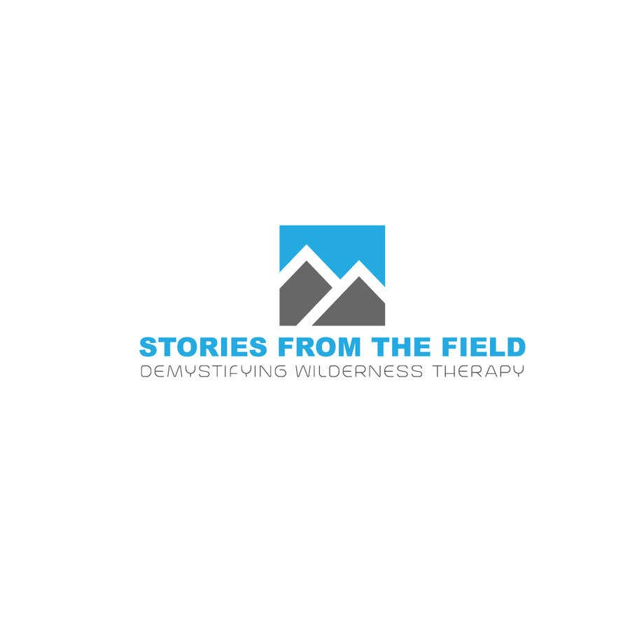 Konkurrenceindlæg #59 for design a logo for podcast Stories from the field: Demystifying Wilderness Therapy
