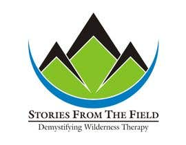 EMoreira75 tarafından design a logo for podcast Stories from the field: Demystifying Wilderness Therapy için no 496