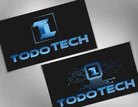 #117 for Logo and Corporate Identity for Tech Company by andrewsouza