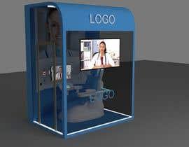 #9 cho 3D Designer for Automated Health Kiosk bởi Harosha33