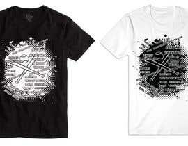 #16 untuk t-shirt design for baseball team oleh feramahateasril