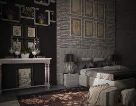 Nro 4 kilpailuun Master Bedroom & Dressing käyttäjältä MohamedReda10198