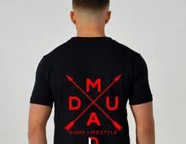 """#23 cho """"DUMA"""" bullet clothing design bởi hossaingpix"""