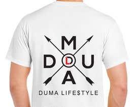 """#68 cho """"DUMA"""" bullet clothing design bởi hossaingpix"""