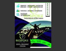 #22 para Bespoke Nutrition  Label Packaging Design por neharasheed876
