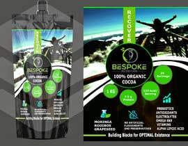 #33 para Bespoke Nutrition  Label Packaging Design por neharasheed876