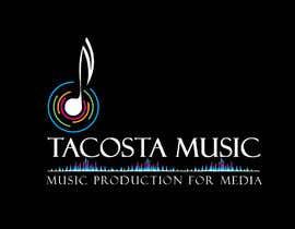 abdallhwatany tarafından Creación de logo corporativo, empresa de servicios/producción musical, en inglés. için no 28