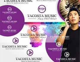 nataliajaime tarafından Creación de logo corporativo, empresa de servicios/producción musical, en inglés. için no 49