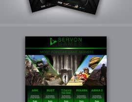 jamegroz tarafından Servon Games Flyer için no 4