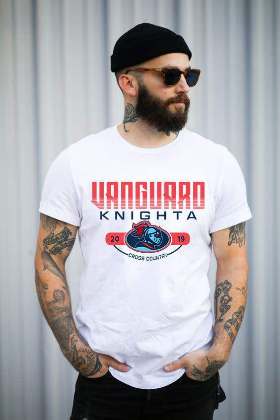 Kilpailutyö #42 kilpailussa Create a t-shirt for VHS XC
