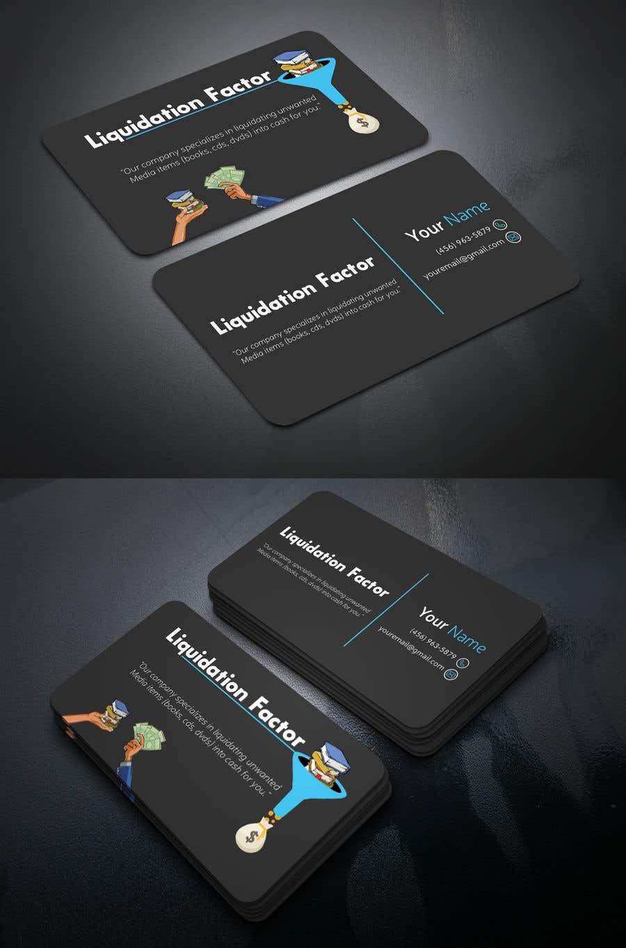 Bài tham dự cuộc thi #106 cho Business Card Design