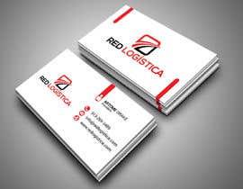 #101 untuk Bussiness Card Red Logistica oleh arman221196