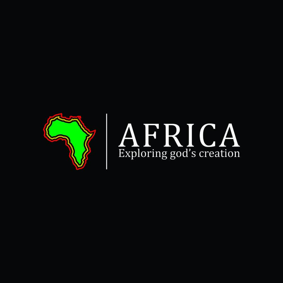 Proposition n°15 du concours A high quality Logo of Africa containing the colours red,gold and green