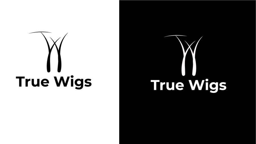 Contest Entry #49 for Wig company logo