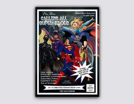 #5 for I need someone to create flyer very attractive to the public. The flyer is about the superheroes  - 19/06/2019 16:04 EDT af rodela892013