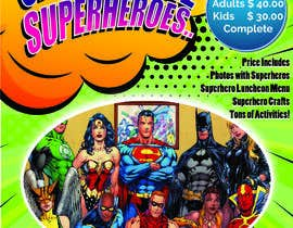 #1 for I need someone to create flyer very attractive to the public. The flyer is about the superheroes  - 19/06/2019 16:04 EDT af Anam03