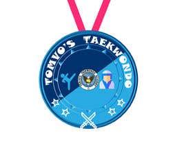 #27 for Martial Art Medals (tournament) af Designzone143