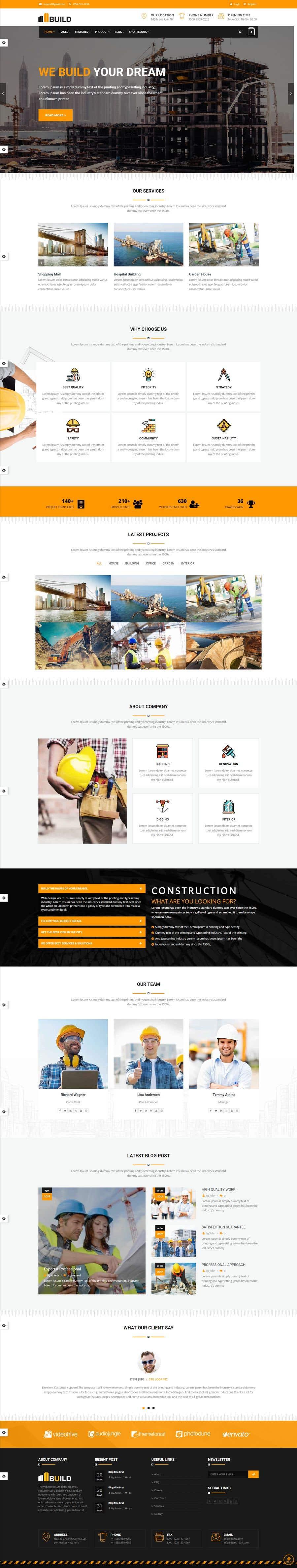 Kilpailutyö #11 kilpailussa Build me a website