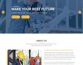 Nro 7 kilpailuun Build me a website käyttäjältä mdbelal44241