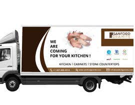 #39 para Vehicle Wrap Design for Kitchen Remodel por kumar23neeraj