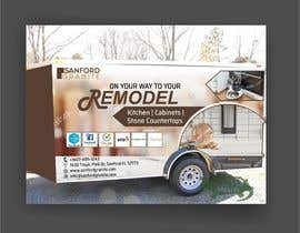 #25 para Vehicle Wrap Design for Kitchen Remodel por sonugraphics01