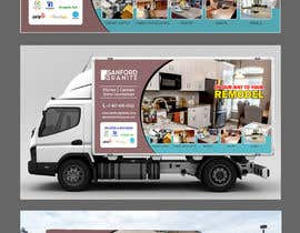 #38 para Vehicle Wrap Design for Kitchen Remodel por Sipofart