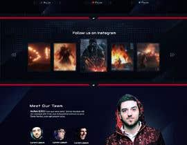 bappa85 tarafından Updated Design for 1 Page Website için no 7
