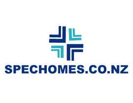 #55 for Logo for a new website / company (SPECHOMES.CO.NZ) af jaywdesign