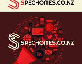 #171 for Logo for a new website / company (SPECHOMES.CO.NZ) af thchi7